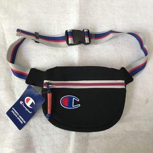 45b80910954 Champion Bags - Champion attribute waist bag Fanny pack black